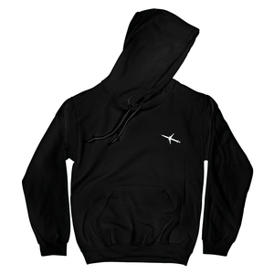 """Fear Tomorrow"" Hoodie - Imprint Merch"