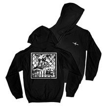 "Load image into Gallery viewer, ""Fear Tomorrow"" Hoodie - Imprint Merch"