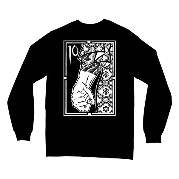 """10 Years"" L/S T-Shirt - Imprint Merch - Official Merchandise - Print On Demand Austraila"