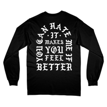 "Load image into Gallery viewer, ""Make You Feel Better"" L/S T-Shirt - Imprint Merch - Official Merchandise - Print On Demand Austraila"