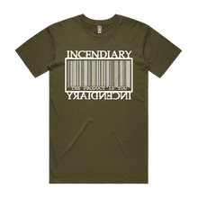 "Load image into Gallery viewer, ""Barcode"" T-Shirt"