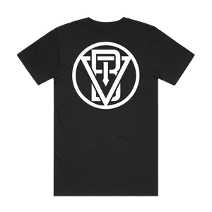 """BIV"" Black T-Shirt - Imprint Merch - Official Merchandise - Print On Demand Austraila"