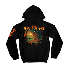 "Load image into Gallery viewer, ""Dealing With Demons"" Hoodie"