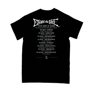"""ETF X"" T-Shirt - Imprint Merch - Official Merchandise - Print On Demand Austraila"