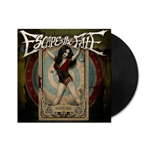 """Hate Me"" Vinyl - Imprint Merch - Official Merchandise - Print On Demand Austraila"