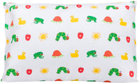 Wildkin 100% Cotton Hypoallergenic Toddler Pillow Case for Boys and Girls,Measures 19 x 13.5 Inches,Fits a Standard Toddler Pillow,Certified Oeko-TEX Standard 100,Olive Kids(Trains,Planes and Trucks)