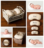 2018 HOT! Newborn Photography Posing Beans/ Pillows/ Props - 4 Pack Set