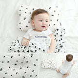 2020 New Toddler Baby Infant Newborn Sleep Positioner Support Pillow Anti Roll Memory Foam Cushion Prevent Flat Head Baby Pillow