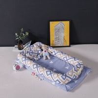 Portable Baby Crib Infant Toddler Cradle Cot For Newborn Nursery Travel Folding Baby Nest Baby Bed For Baby Care Foldable Crib