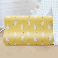 Cartoon Slow Rebound Memory Foam Pillow Baby Children Pillow Health Care Soft Infant Toddler Sleep Memory Pillow Neck Protection