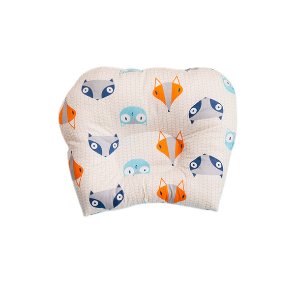 2019 New Cotton Baby Head Shaping Nursing Pillow Protection From Flat Head Breathable Infant Cartoon Pillows