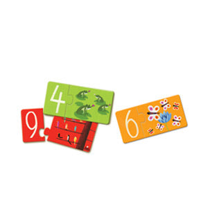 Duo Numbers 20pc Puzzle