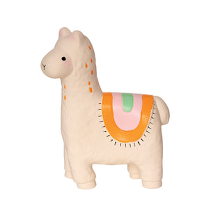Llama Rubber Teether