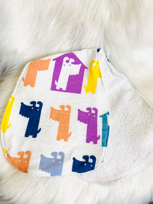 Burp Cloth - Large