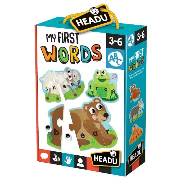 My First Words Puzzle