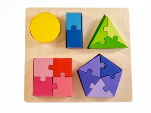Fraction Jigsaw Puzzle