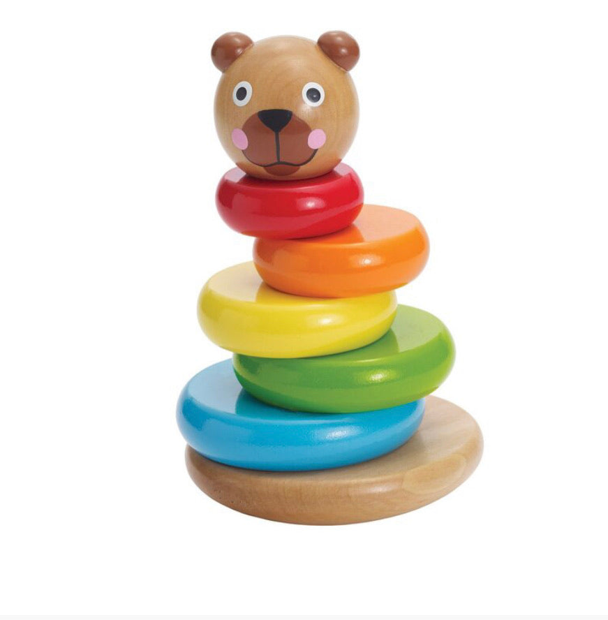 Magnetic Bear Stacker