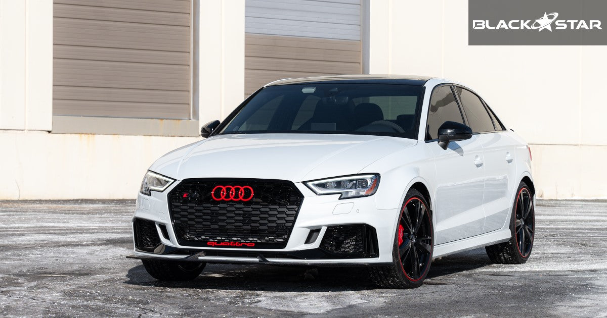 AUDI RS3 Upgraded Power and Style