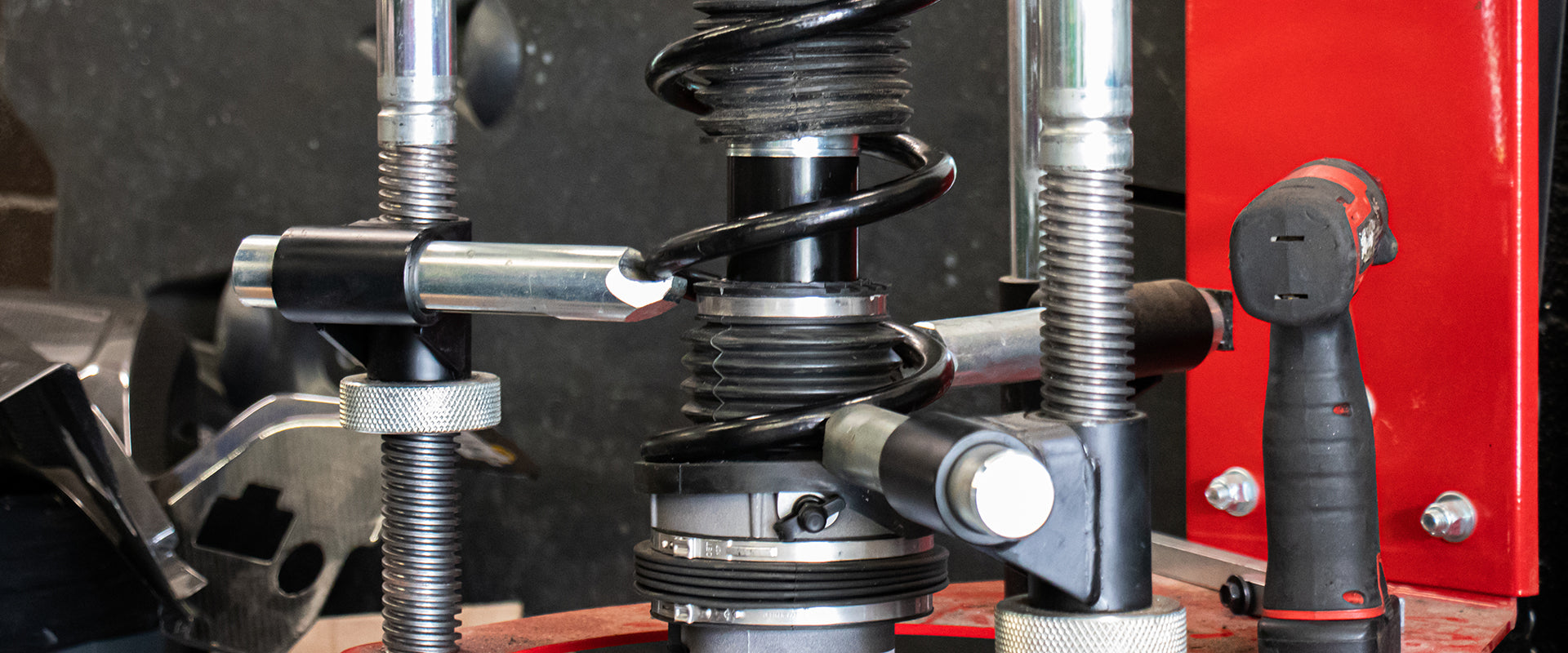 Aftermarket Coilovers