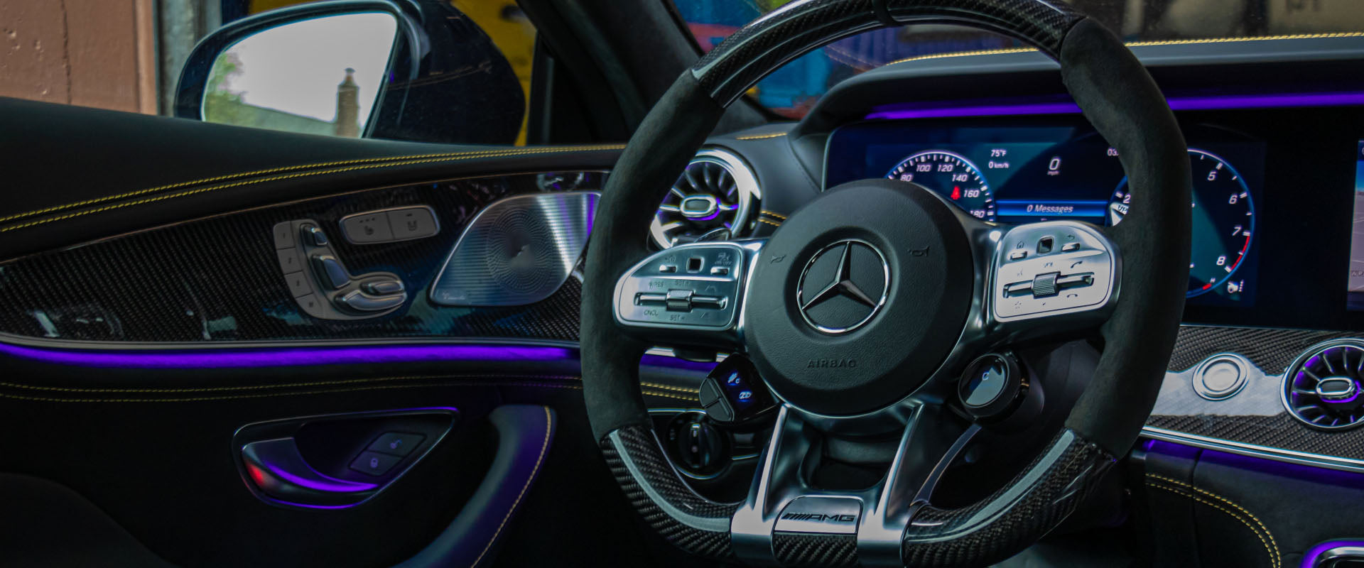 Aftermarket Ambient Lighting for Luxury Cars in Chicago