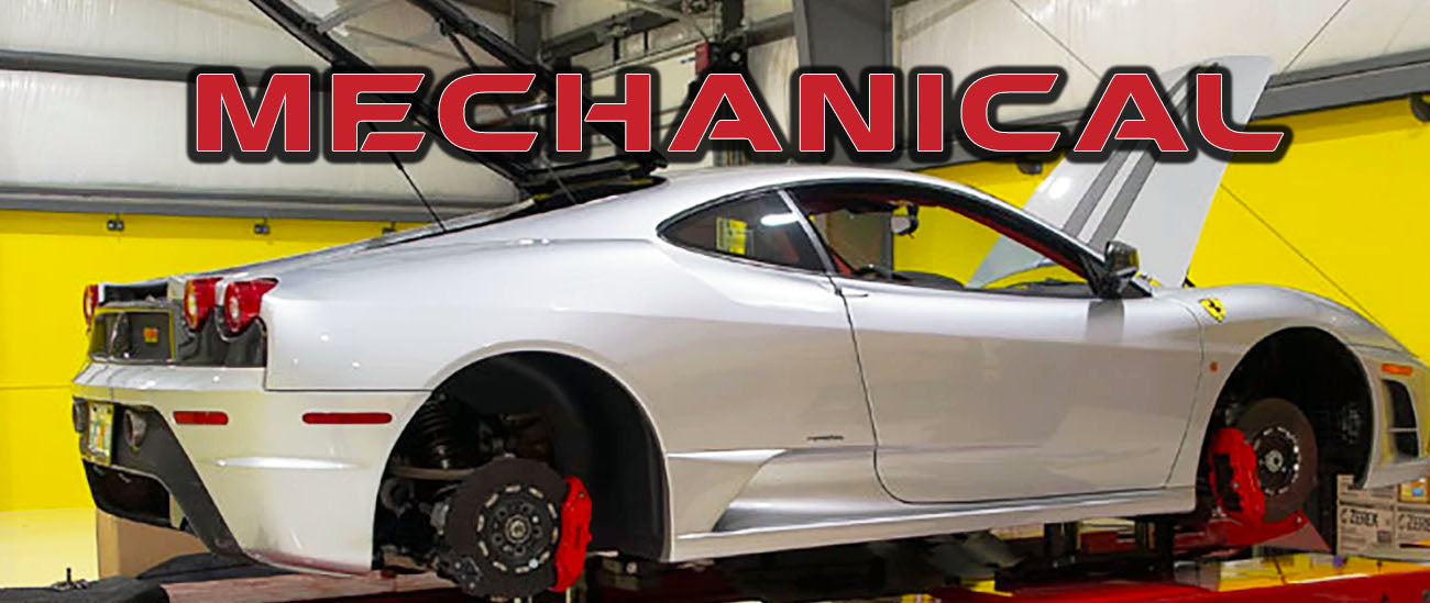 Local Mechanic for Exotic Sports Cars and Luxury Automobiles