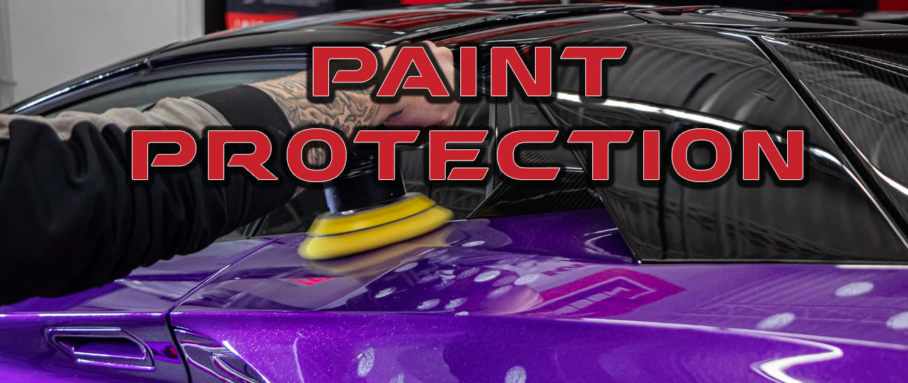 Aftermarket Paint Protection and Ceramic Coating for Exotic Sports Cars and Luxury Autos