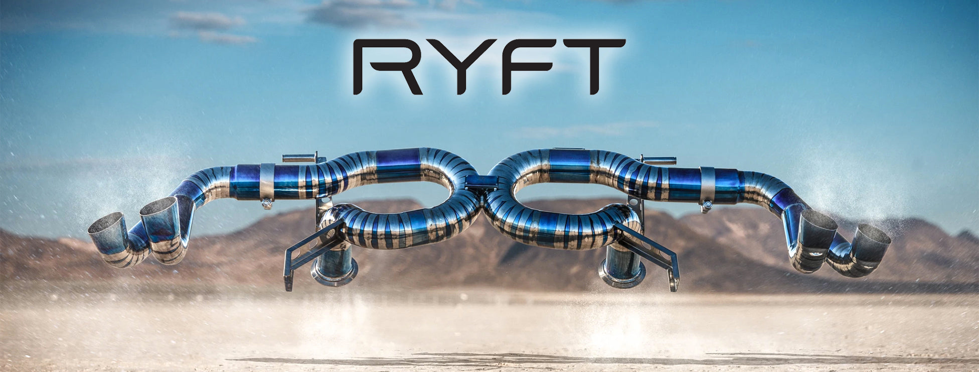 Ryft Exhausts and Exhaust Systems for Exotic Performance Sports Cars