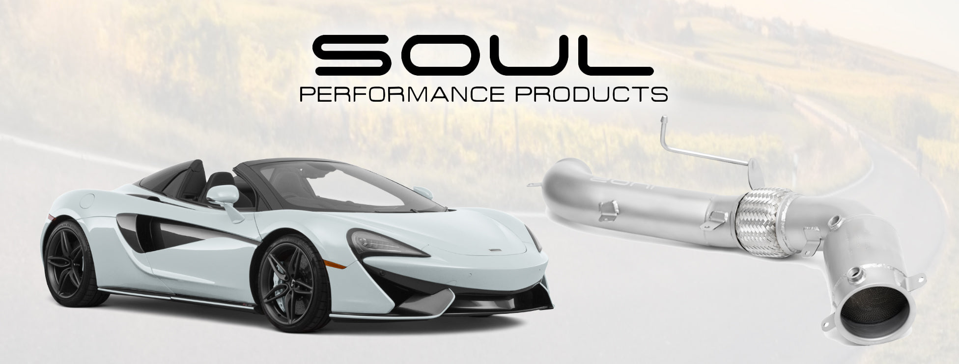 Soul Performance Products Exhausts and Aftermarket Exhaust Systems for Exotic Super Cars