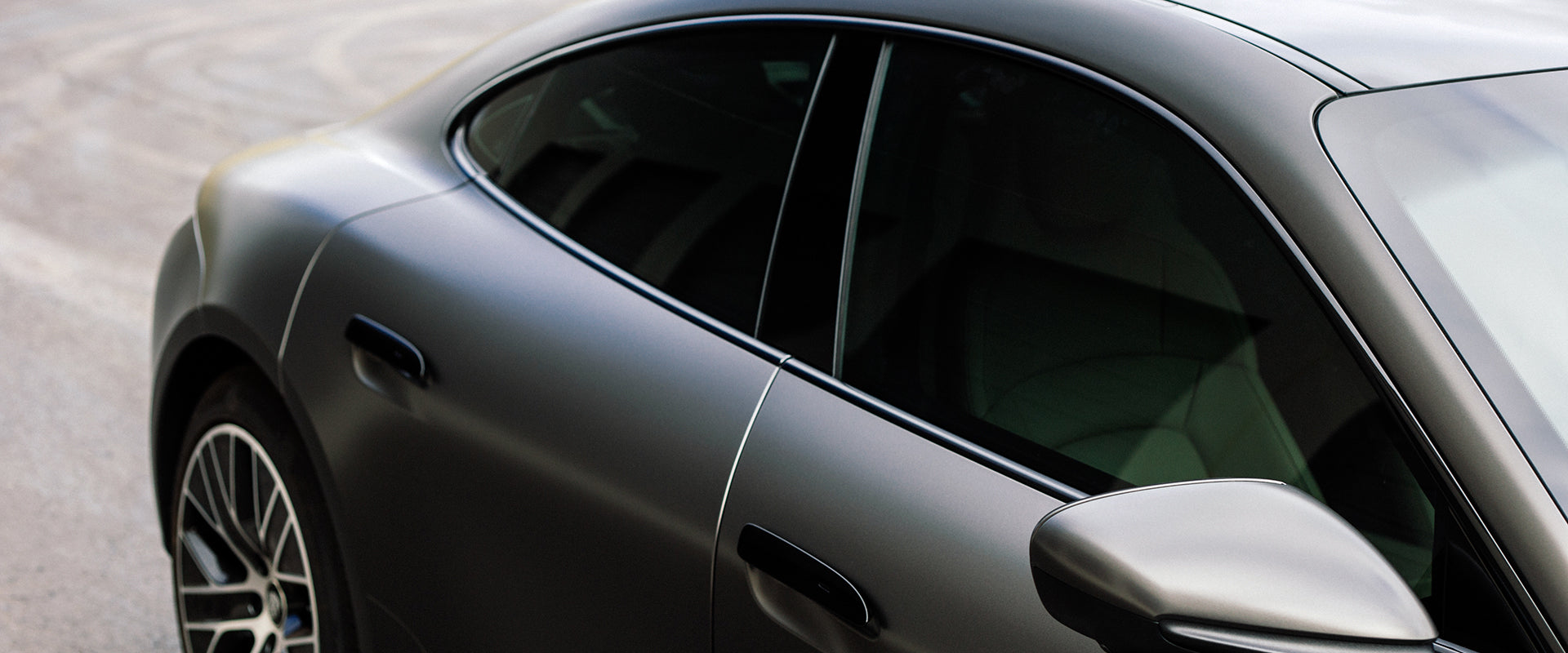 Local Window Tinting for Luxury and Exotic Performance Automobiles