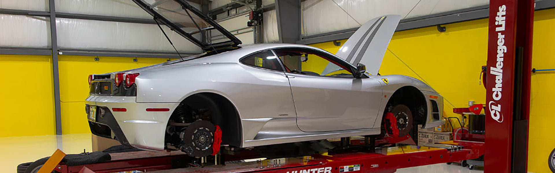 Pre-Purchase Inspection for Exotic Super Sports Cars and Luxury Vehicles