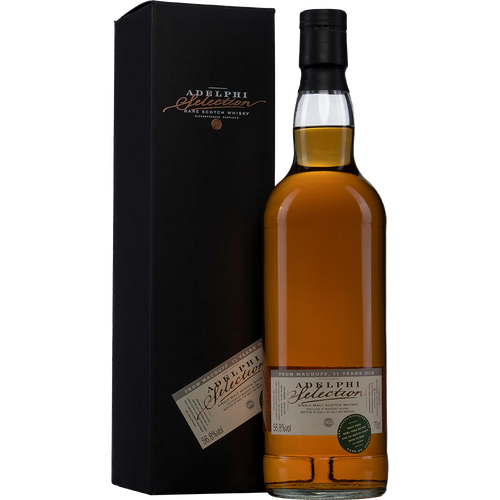 Adelphi Macduff 2008 - 11 Years Old - Sherry Cask