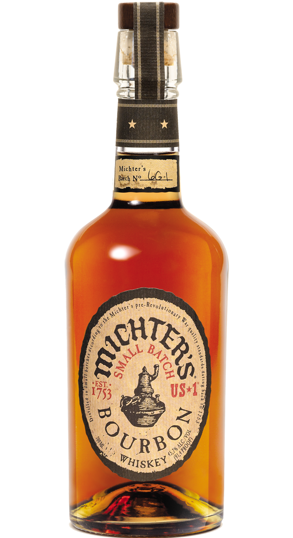 12 - Michters US1 Bourbon