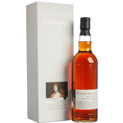 Adelphi The Winter Queen II - Dutch/Scotch Fusion - 19 Years Old - Sherry Cask