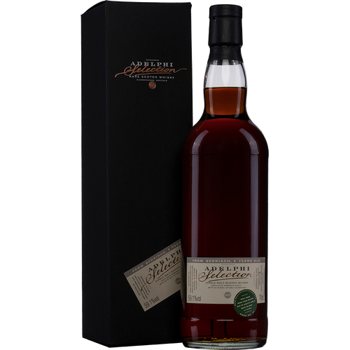 Adelphi Benriach 2012 - 8 Years Old -  Sherry Cask
