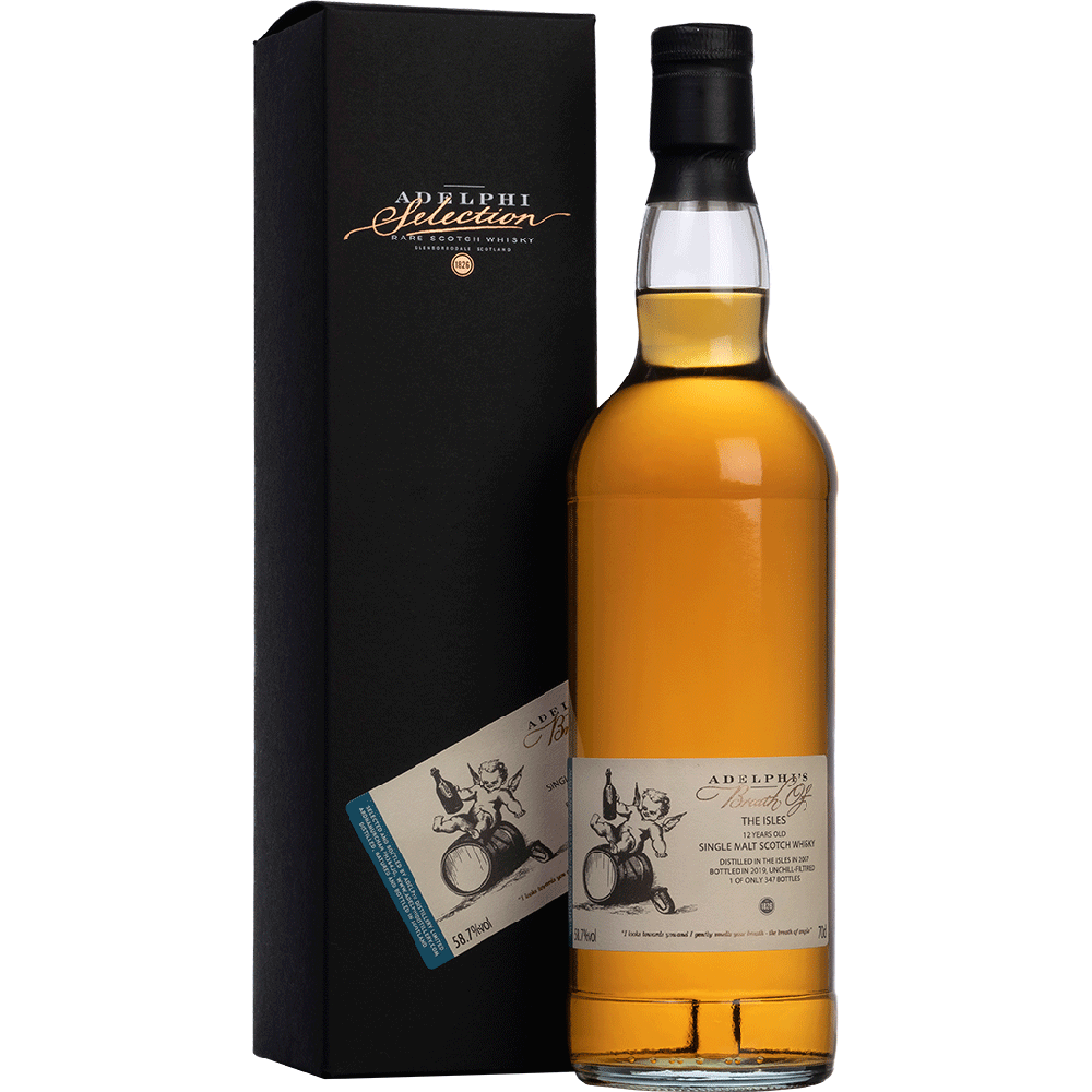 Adelphi Breath of the Isles 2007 - Batch 2 - 11 years old - Sherry Cask