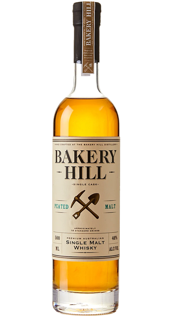 42 - Bakery Hill Peated Single Cask