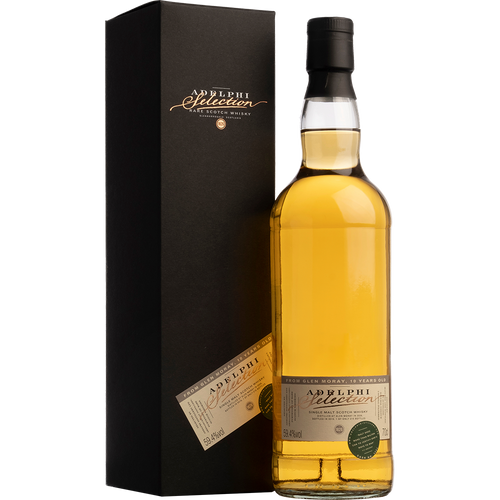 Adelphi Glen Moray 2008 -  10 Years Old - Bourbon Cask