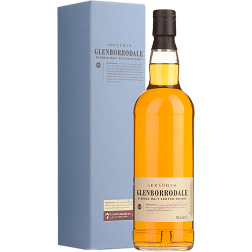 Adelphi Glenborrodale Batch 7 - 9 Years Old - Sherry Cask