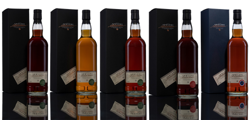 Adelphi New Release Virtual Tasting