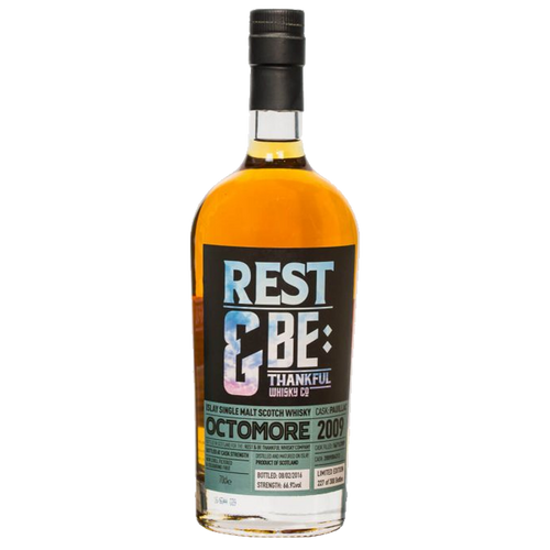 Rest & Be Thankful  Octomore 2009 - 6 Years Old - Pauillac Cask