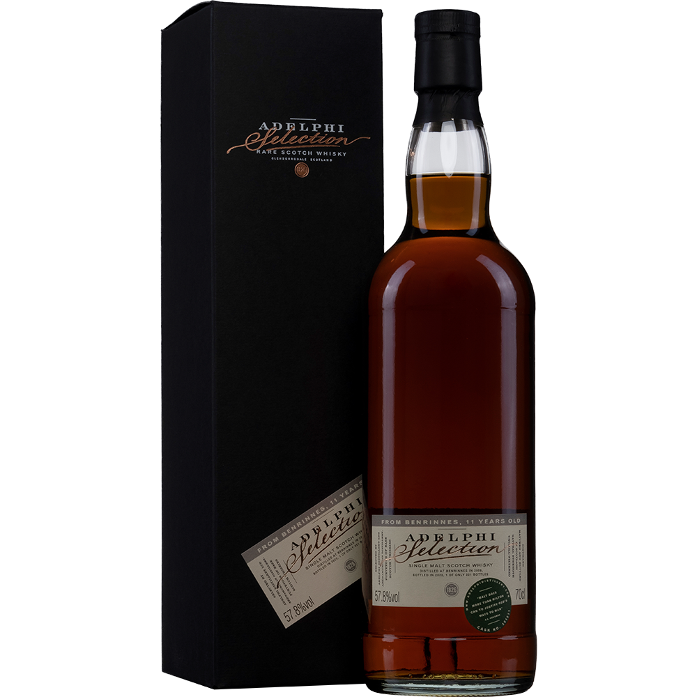 Adelphi Benrinnes 2009 - 11 Years Old - Sherry Cask