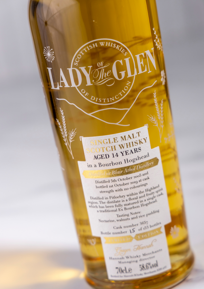 Lady of the Glen Blair Athol 2005