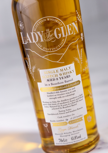 Lady of the Glen Bruichladdich 2011