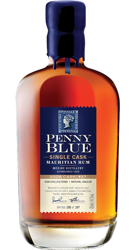 Penny Blue Single Cask 2006