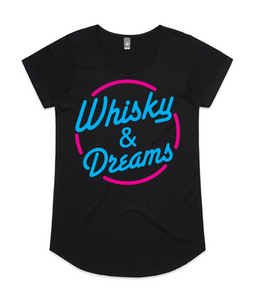 Whisky & Dreams T-Shirt - Female