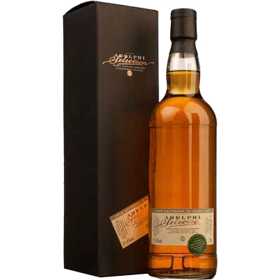 Adelphi Aultmore 1992 - 25 Years Old - Bourbon Cask