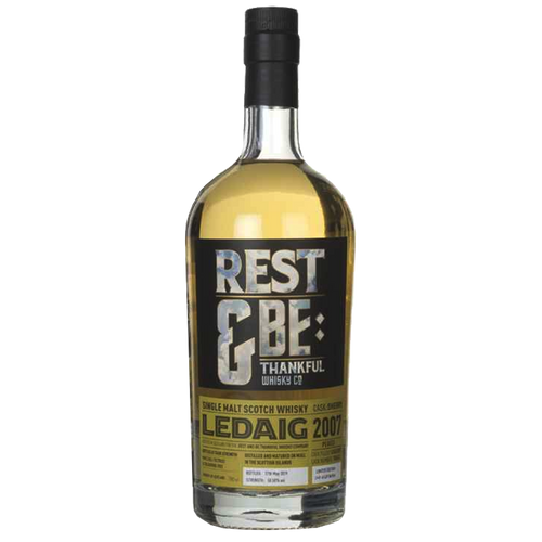 Rest & Be Thankful Ledaig 2007 - 12 Years Old - Sherry Cask