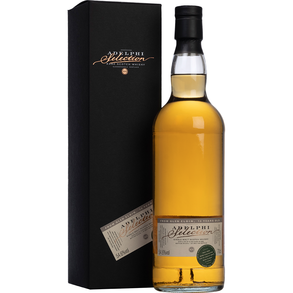 Adelphi Glen Elgin 2006 - 13 Years Old - Bourbon Cask
