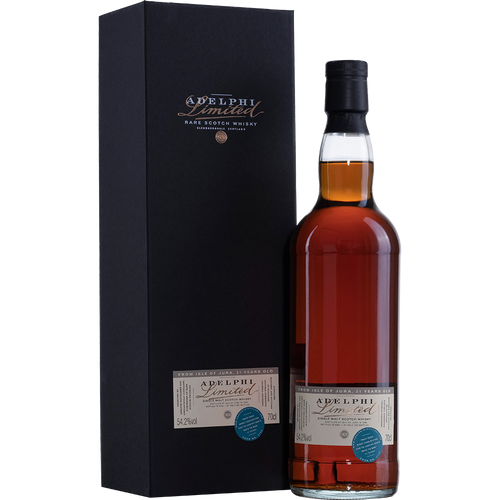 Adelphi Isle of Jura 1998 - 21 Years Old - Sherry Cask