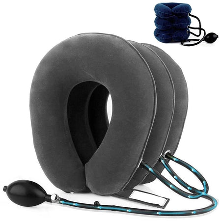 Inflatable Air Cervical Neck Support: Relieves Shoulder And Back Pain:https://1besttech.com